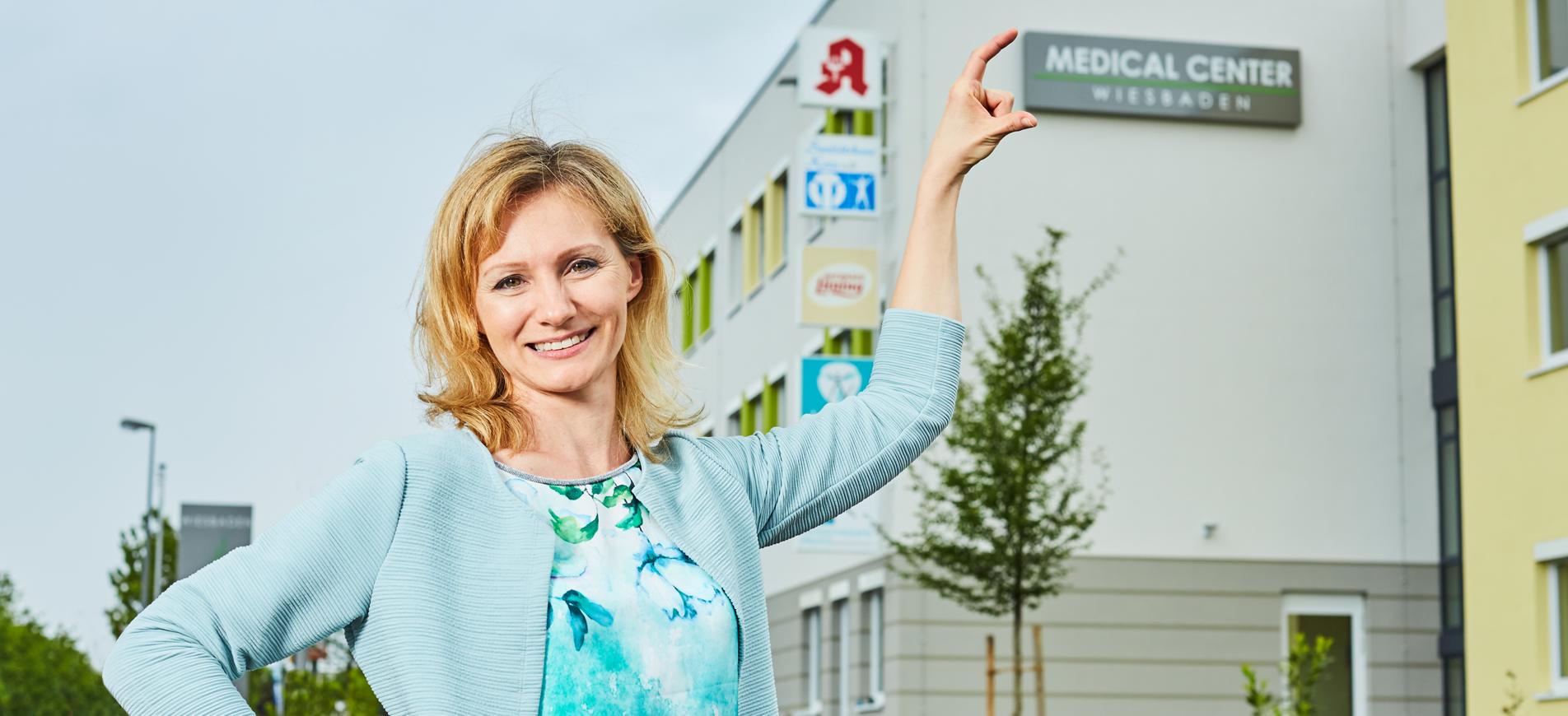 Medical Center Wiesbaden - Datenschutzerklärung 1