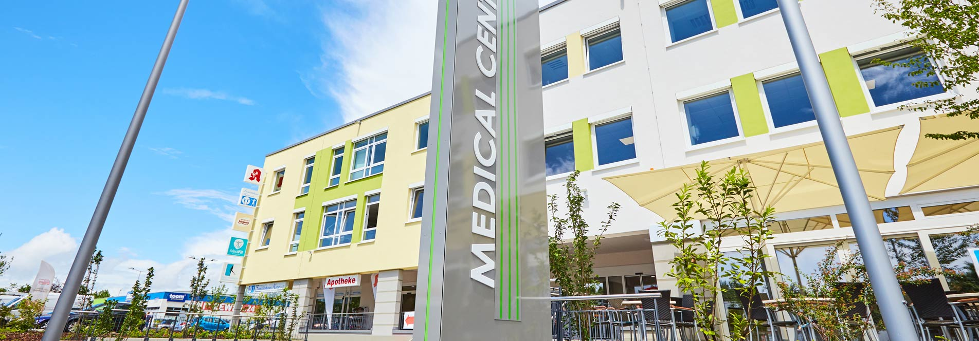 Medical Center Wiesbaden - Ansprechpartner 1