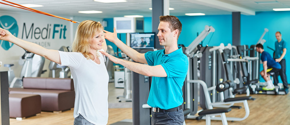 Medical Center Wiesbaden - MediFit Wiesbaden – medizinische Fitness 1