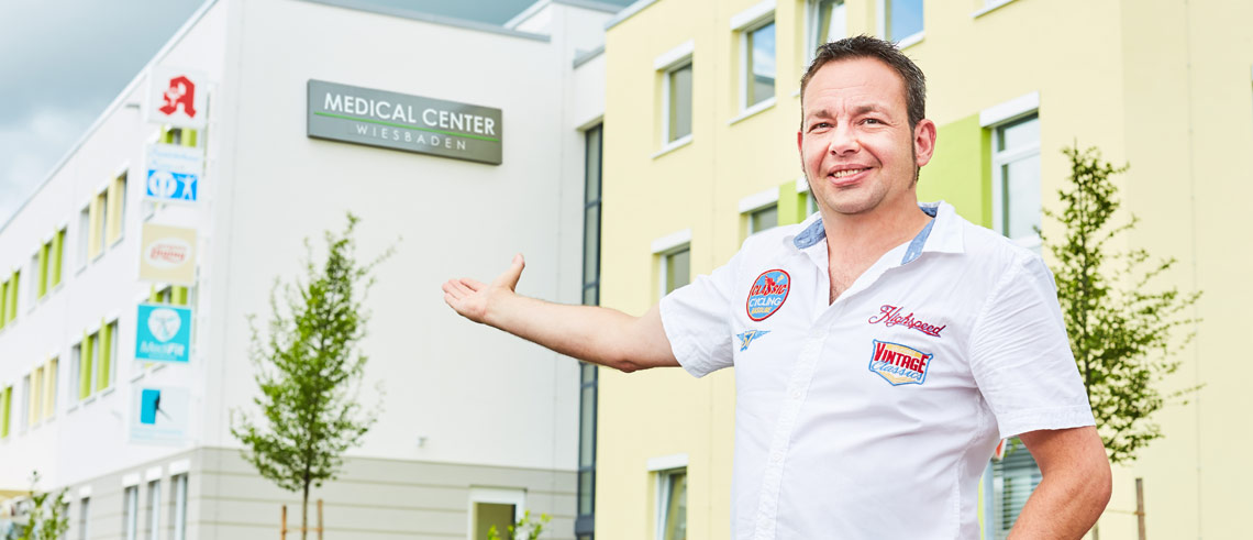 Medical Center Wiesbaden - Impressum 1