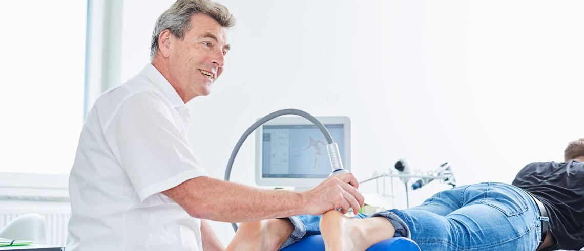 Medical Center Wiesbaden - Orthopädie Prof. Dr. med. Heinz Lohrer 1