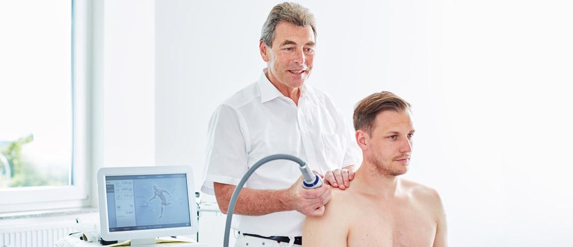 Medical Center Wiesbaden - Orthopädie Prof. Dr. med. Heinz Lohrer 2